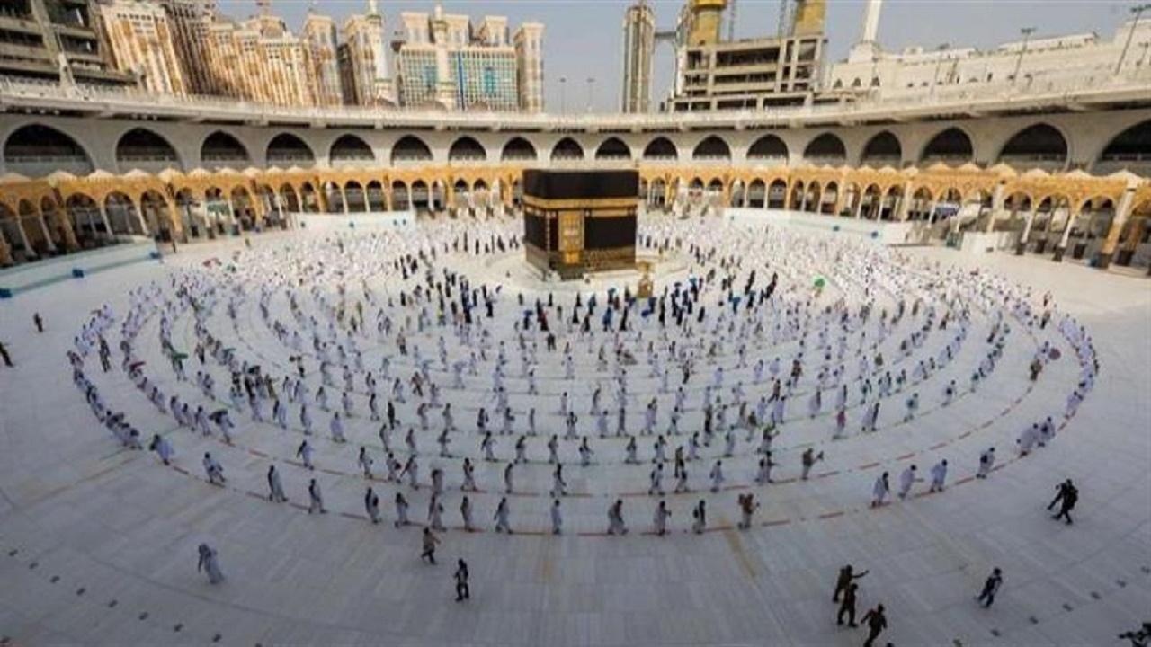 وزارة الحج تعلن قصر حج هذا العام على المواطنين والمقيمين داخل المملكة بإجمالي 60 ألف حاج