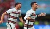 البرتغال تفوز على المجر بثلاثية نظيفة في يورو 2020