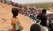 صخرة تقتل 6 أطفال في دارفور