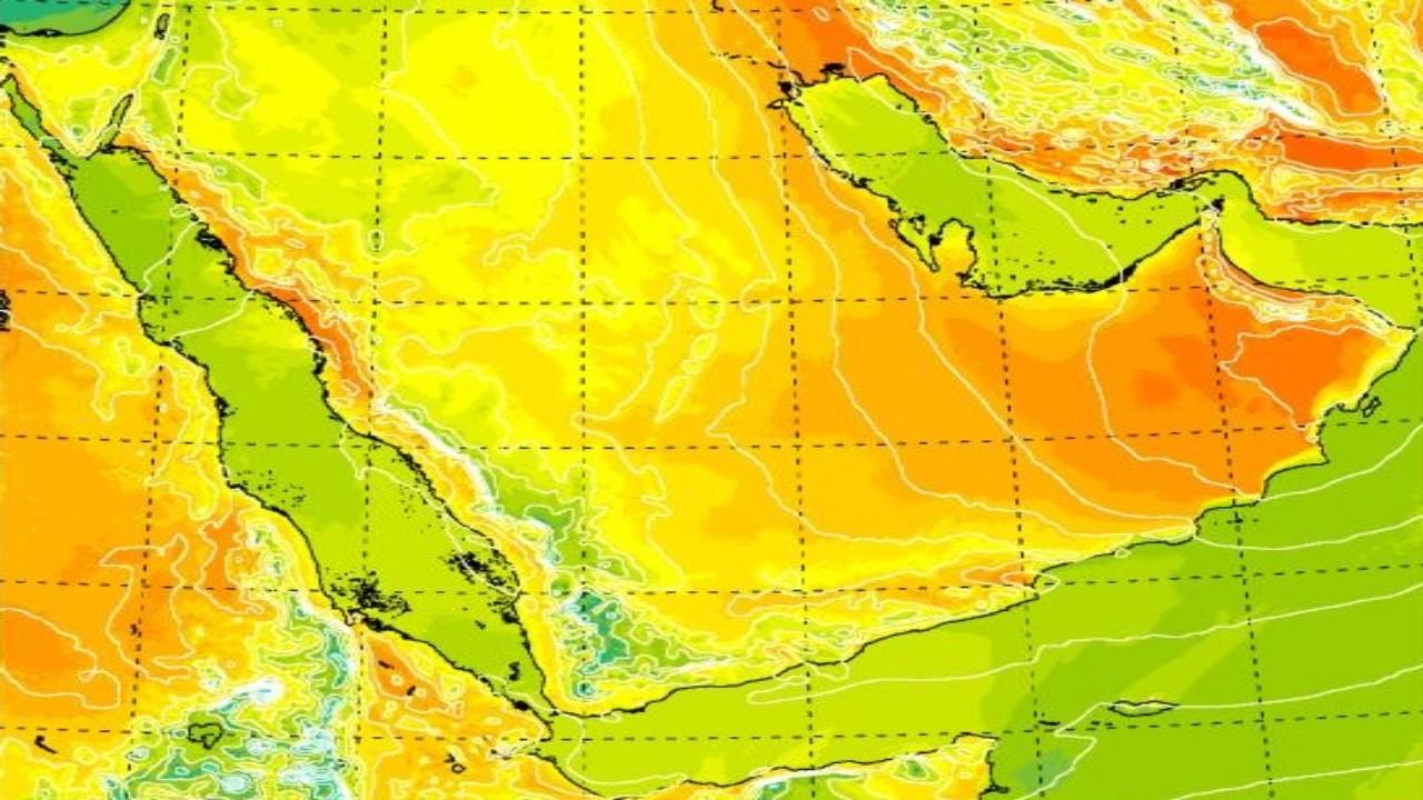 «الأرصاد»: نشاط رياح مثيرة للغبار على الشرقية والرياض غدًا (صور)
