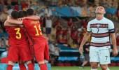 البرتغال تودع يورو 2020 بعد الخسارة أمام بلجيكا