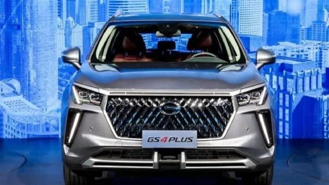 الصين تعلن عن إطلاق أحدث سيارة كروس أوفر GS4 Plus