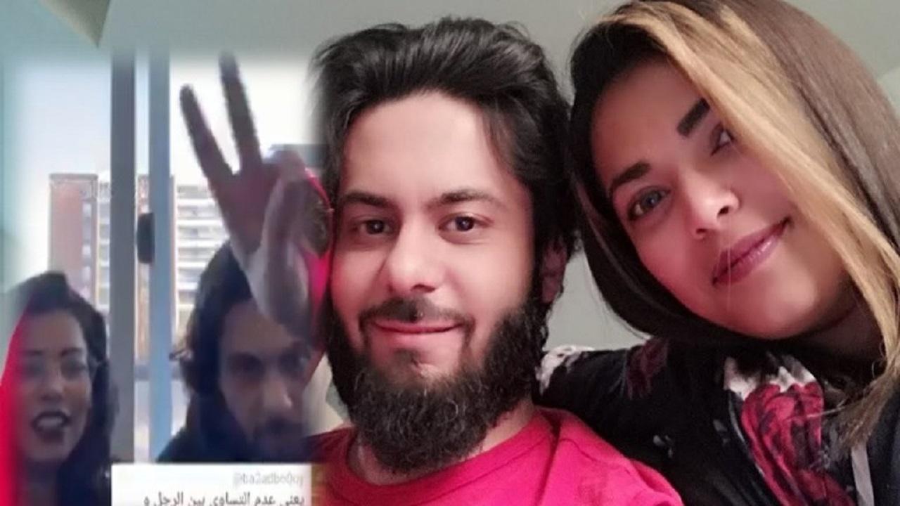 فتيات سعوديات يتحولن من احرار الى ملك يمين لشاب في كندا (فيديو)