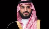 ولي العهد يدعم الاتحاد العربي لكرة القدم بـ 5 ملايين ريال سنويا