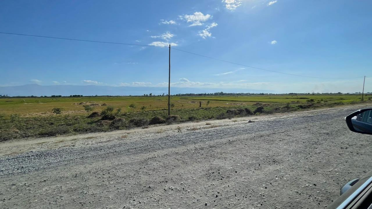 """""""قطان"""" يصادف طريقًا مروريًا تموله المملكة عند وصوله بوروندي"""