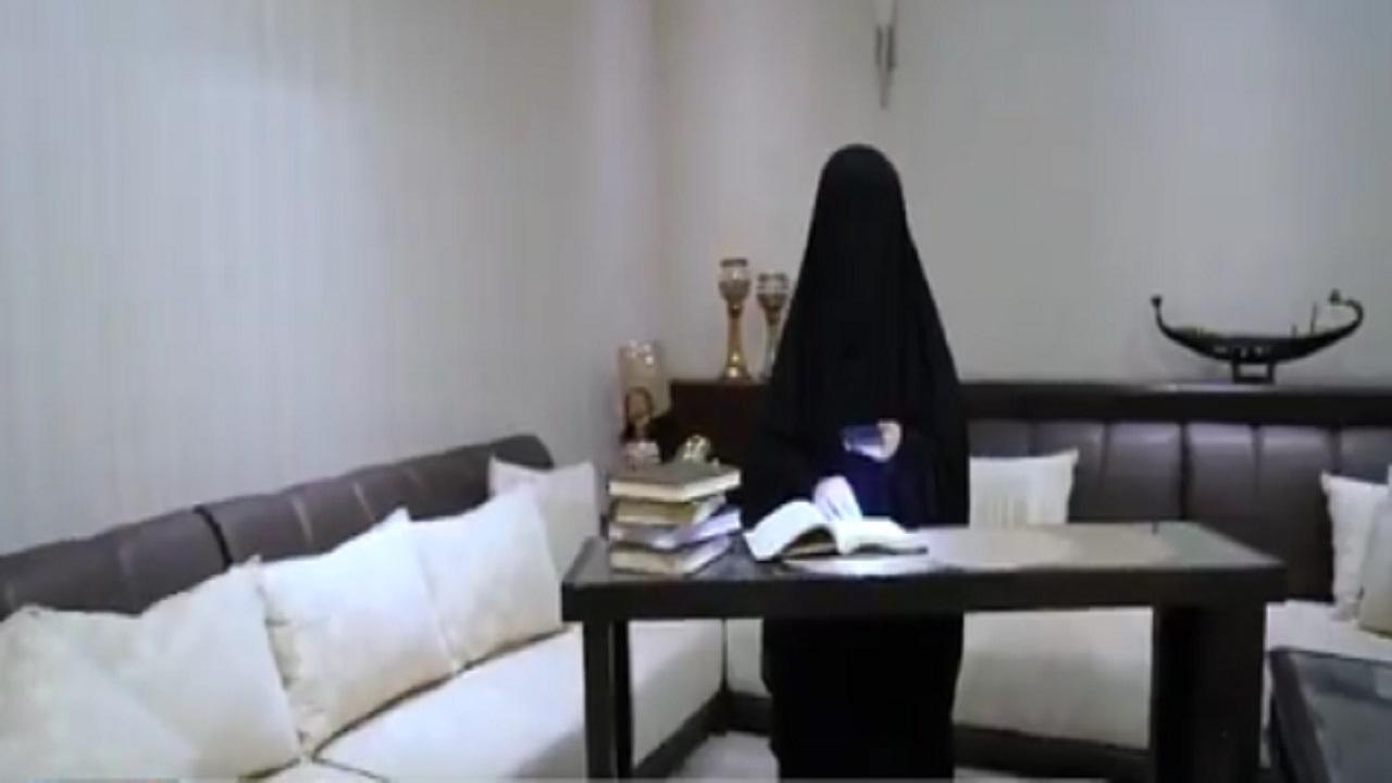 بالفيديو.. قصة كفاح أول طالبة كفيفة تتخرج بدرجة الامتياز في جامعة القصيم