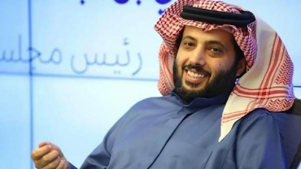 تركي آل الشيخ ينهي أزمة الهلال السوداني بمليون ومائة ألف دولار