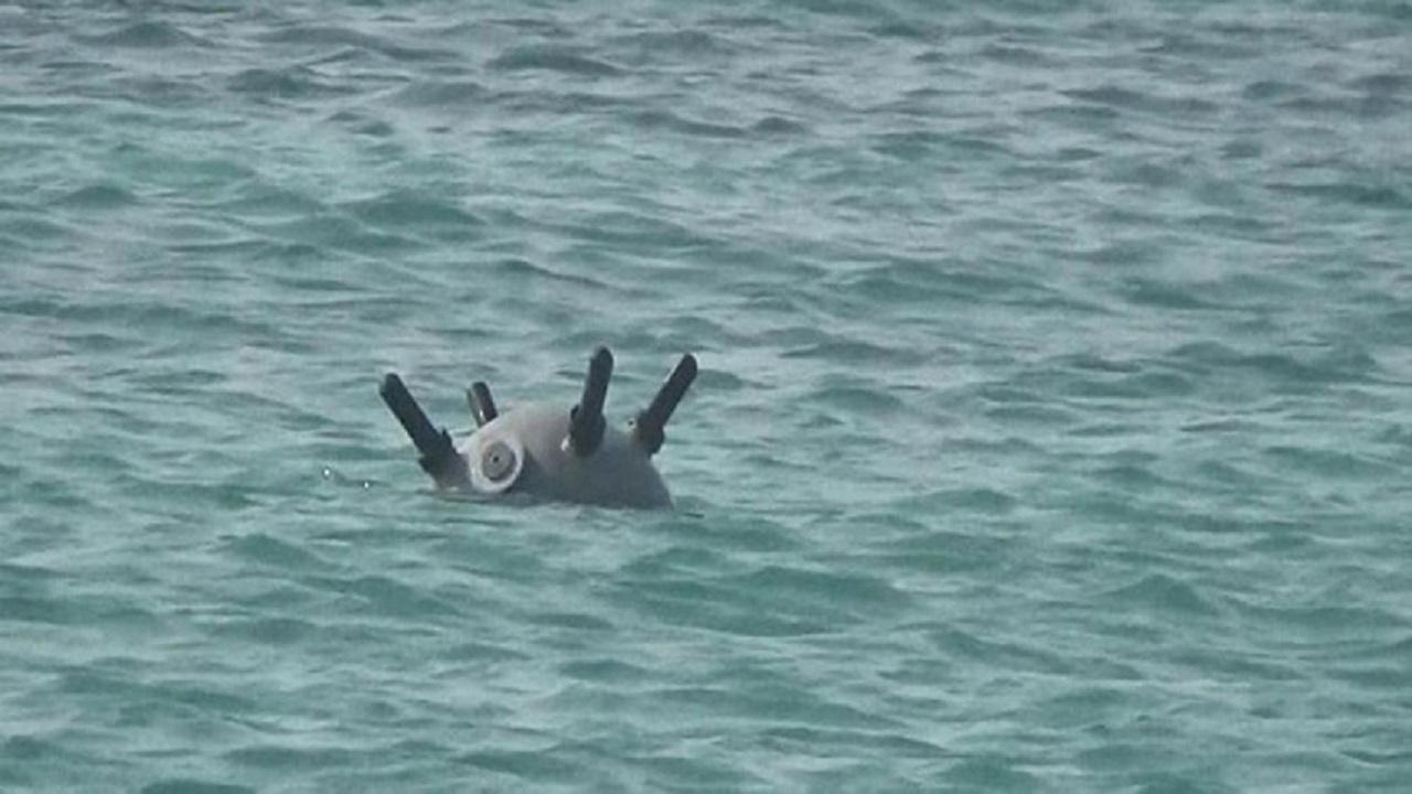 كشف شبكة ألغام بحرية زرعها الحوثي في البحر الأحمر