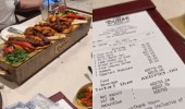 مواطن يشكو سوء الاستقبال بمطعم الشيف بوراك ويدفع ضعف مبلغ الوجبة دون تناولها