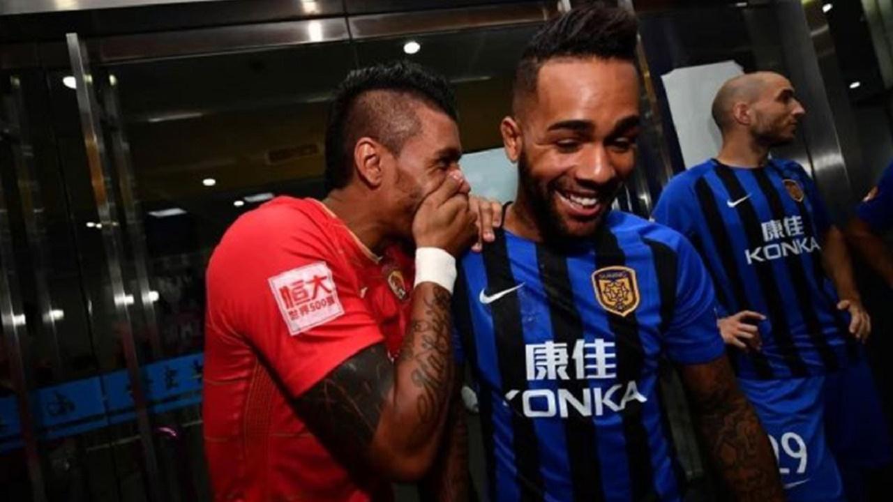 النصر يسعى للتعاقد مع باولينيو وتيكسيرا