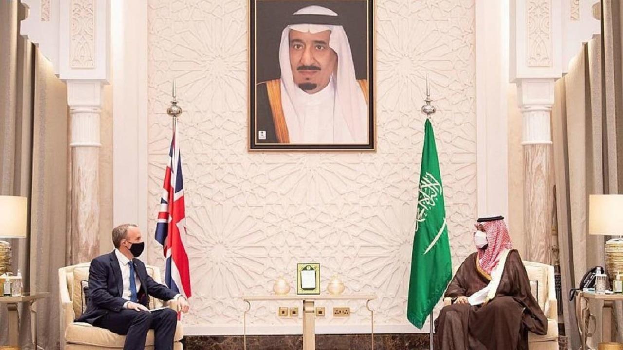 وزير الخارجية البريطاني: ولي العهد يريد بناء قاعدة من التكنولجيا الإبداعية