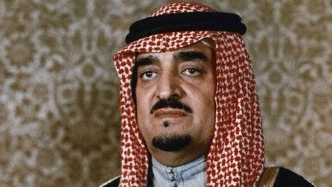 فيديو نادر للملك فهد: شكوى الطلاب أهم شيء
