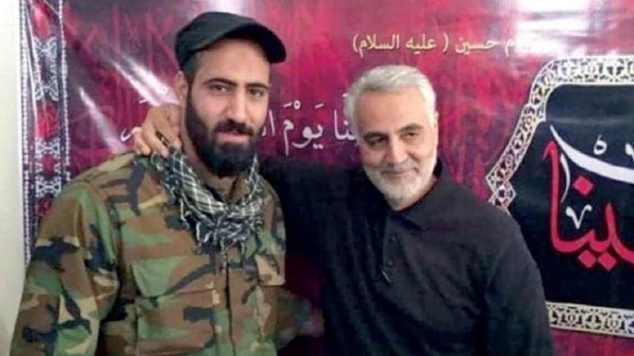 "مقتل مستشار قاسم سليماني في كمين نصبه ""داعش"""