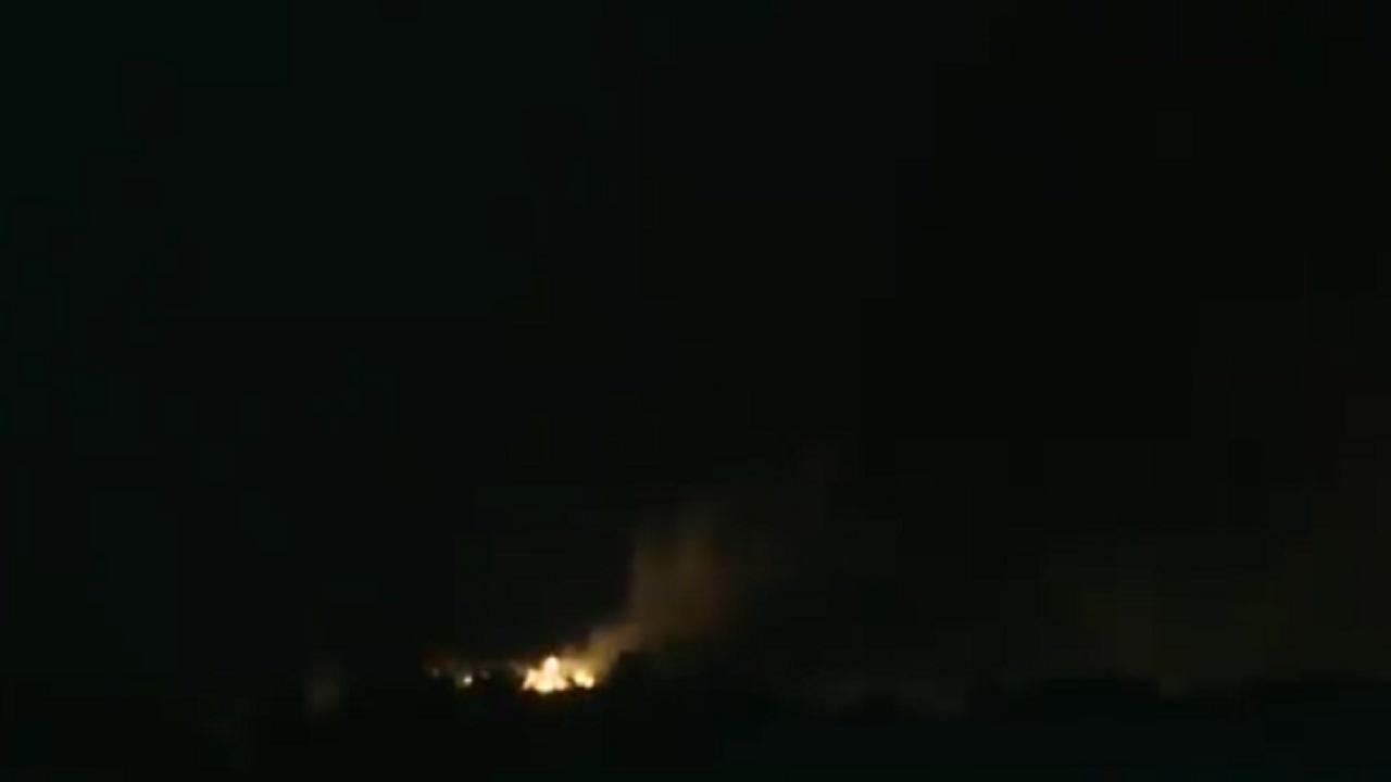 بالفيديو.. انتشار الحريق في منتزه الشعف بجهة أخرى