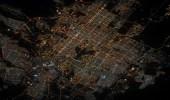 منطقة وسط الرياض تحير رائد فضاء فرنسي شهير