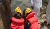 بالفيديو.. أسرةالطفل المفقود في وادي الحائر تواجدت أثناء العثور على الجثة