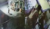 بالفيديو.. عصابة مسلحة تعتدي على قائد المنتخب اليمني في الضالع
