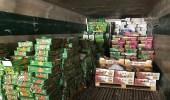 ضبط 7 أطنان من الفواكه المختلفة قبل توزيعها في سوق الخضار بالدمام
