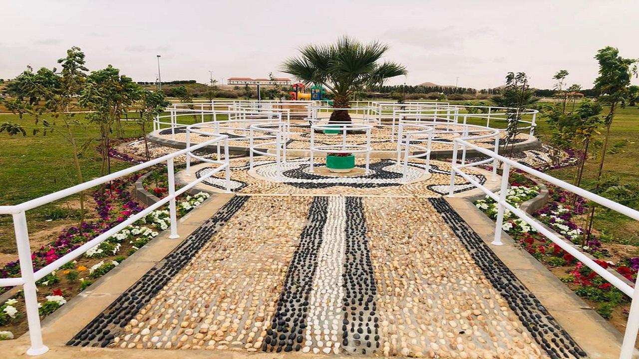 أمانة الشرقية: إنشاء ممشى صحي بطول 25م بمنتزه وحديقة اللهابة