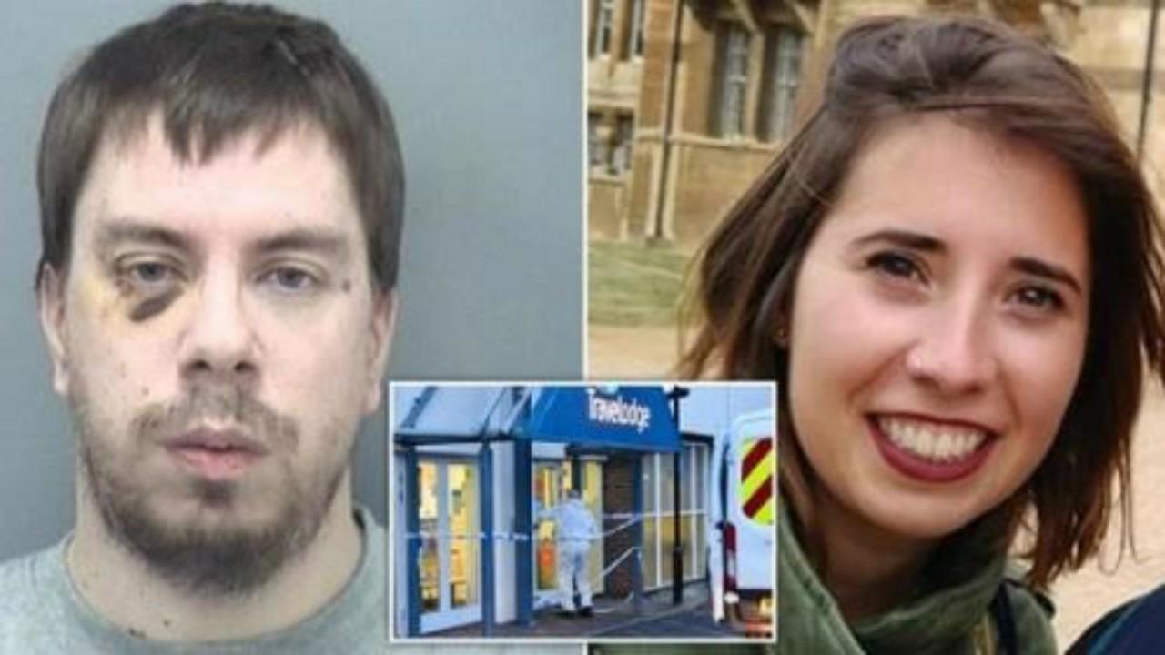 شاب يقتل موظفة استقبال بأحد الفنادق بعدماابتسمت له بطريقة خاطئة