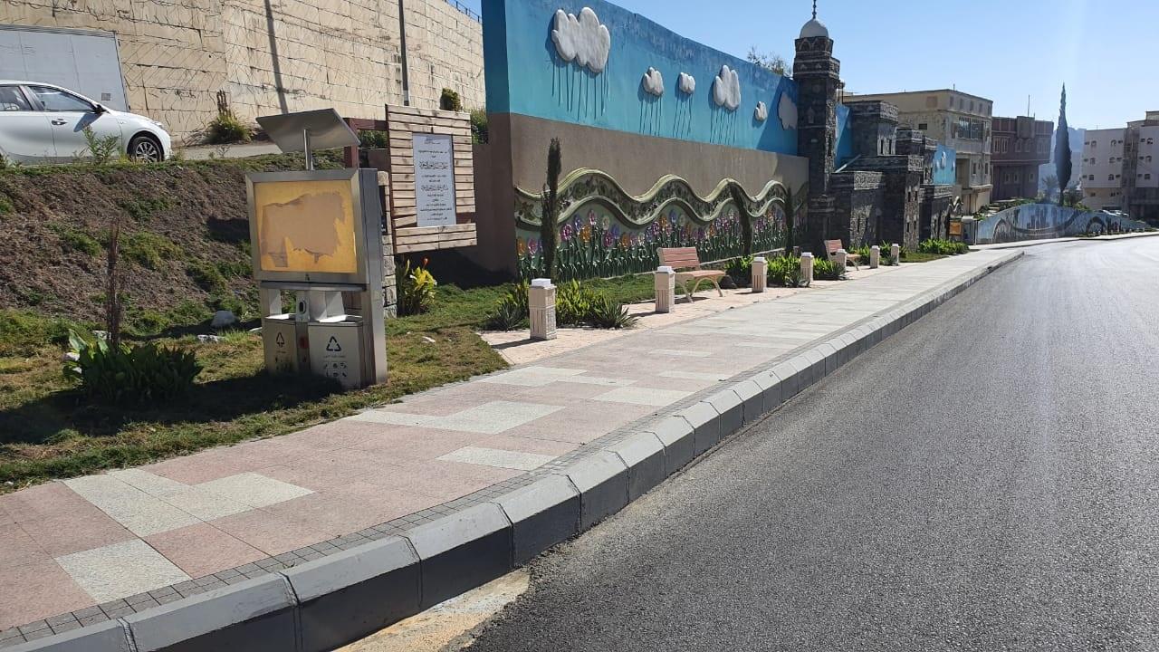 بلدي الباحة يوصي بإيقاف الزحف العمراني على المدرجات الزراعية