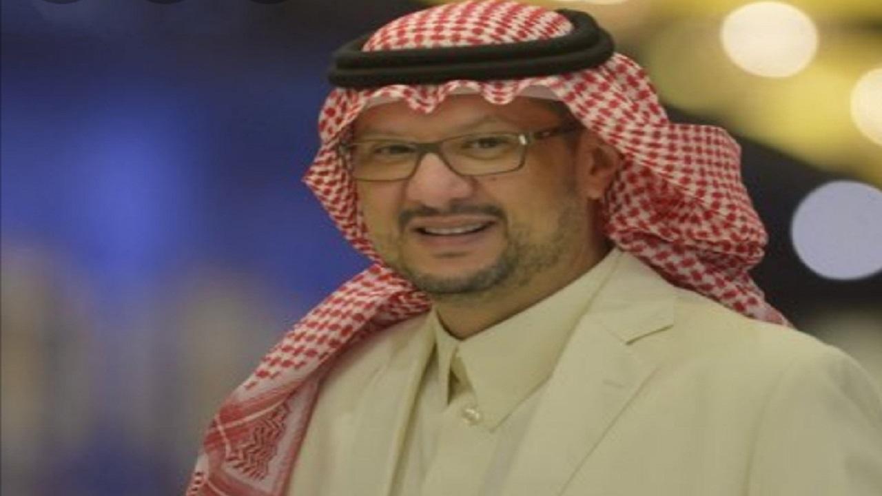 """فيصل بن تركي: نادي النصر العظيم """"ما صديقنا إلا إنا"""""""