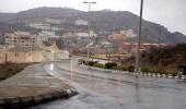 الحصيني: أمطار وحبات برد على عدة مناطق