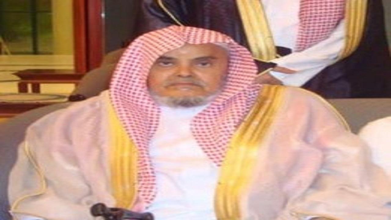 الموت يغيب والد إمام المسجد النبوي
