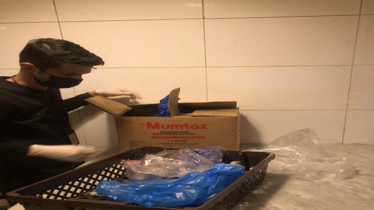 ضبط مخبز شهير بمدينة أبها لمخالفته الاشتراطات الصحية