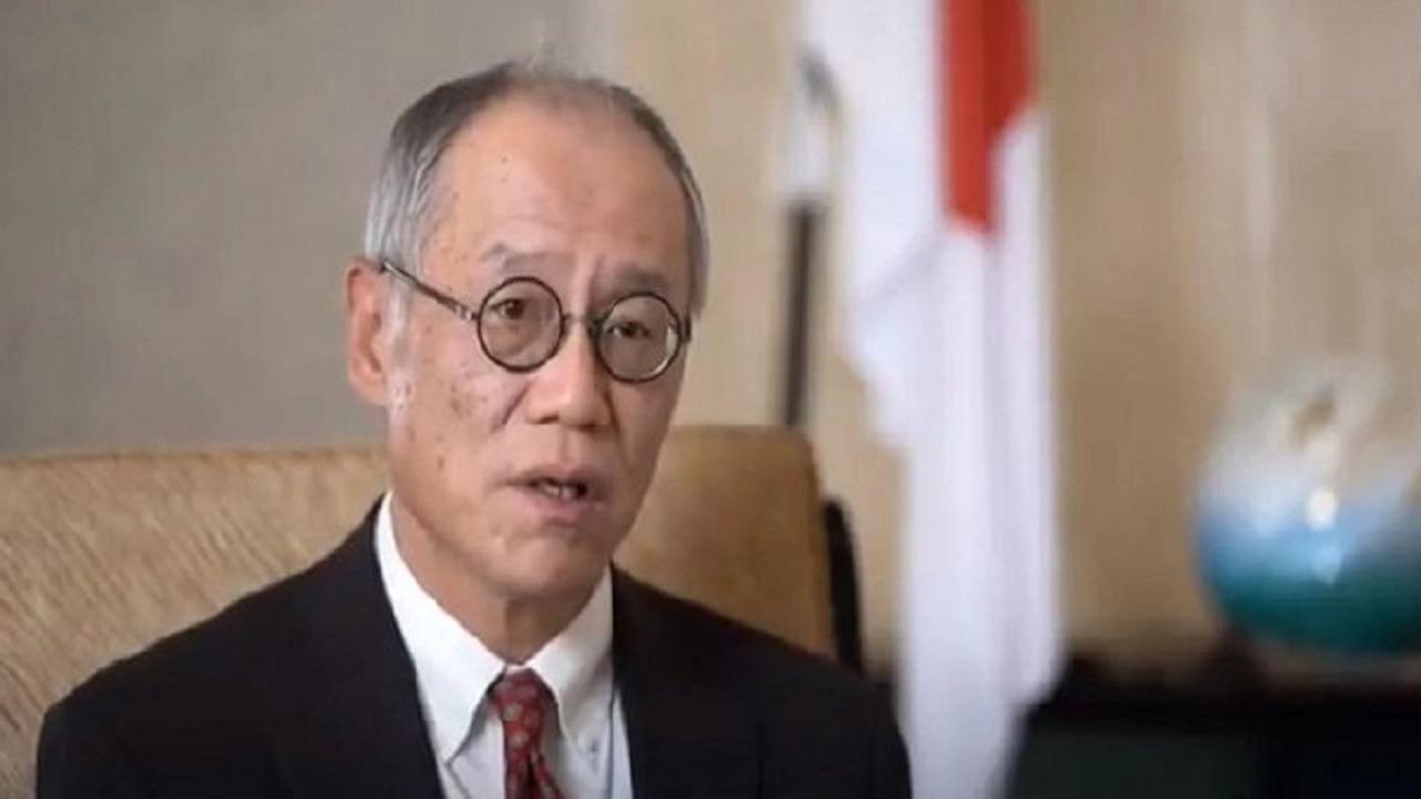 سفير اليابان في الرياض يتلقى ثاني جرعات كورونا