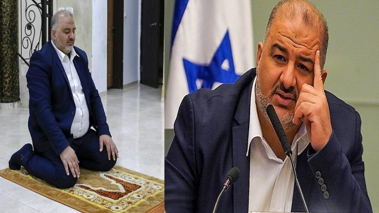 الإخواني منصور عباس يوقع على اتفاق تشكيل حكومة يائير لابيد