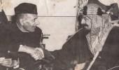 صورة نادرة للملك عبدالعزيز والرئيس الباكستاني قبل 68 عام