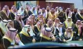صور تذكارية نادرة لأبناء الملك سعود يحيطون بالملك سلمان