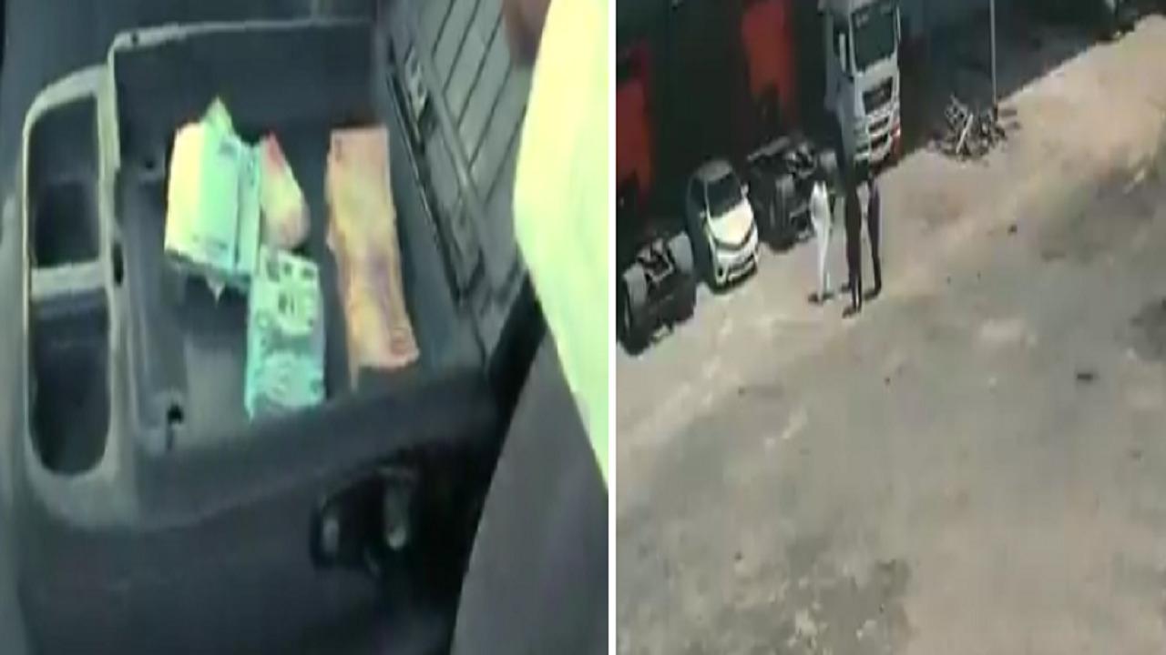 بالفيديو .. سقوط عصابة عرضت رشوة كبيرة لإدخال منتجات تبغ بطريقة مخالفة