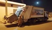 """""""أمانة الرياض"""" ترفع 68 ألف طن نفايات خلال 7 أيام"""