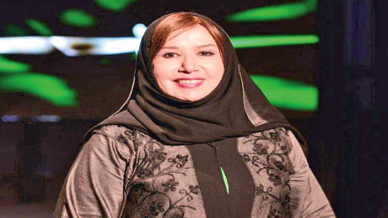 """مريم الغامدي: رفضت دور الجدة """" مزنة """" في البداية بسبب التهميش"""