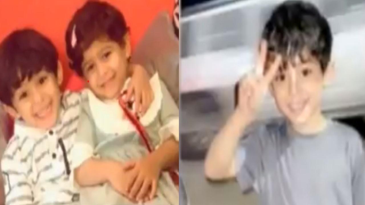 فيديو.. والد الطفل المتوفى في حادث دهس بنجران يعفو عن المتسبب