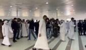 بالفيديو .. تشييع جثمان رجل المرور المقتول على يد الوافد قاتل أمه بالكويت