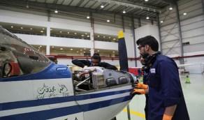 """تدريب لحملة الثانوية منتهي بالتوظيف في """"الكلية التقنية العالمية لعلوم الطيران"""""""