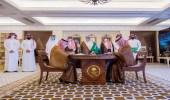أمير القصيم يشهد توقيع اتفاقية شراكة بين مكافحة المخدرات بالمنطقة وجمعية سموم