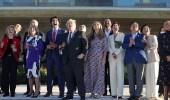 صور.. حفل شواء وتجاهل للتباعد الاجتماعي يضعان الحكومة البريطانية في مأزق