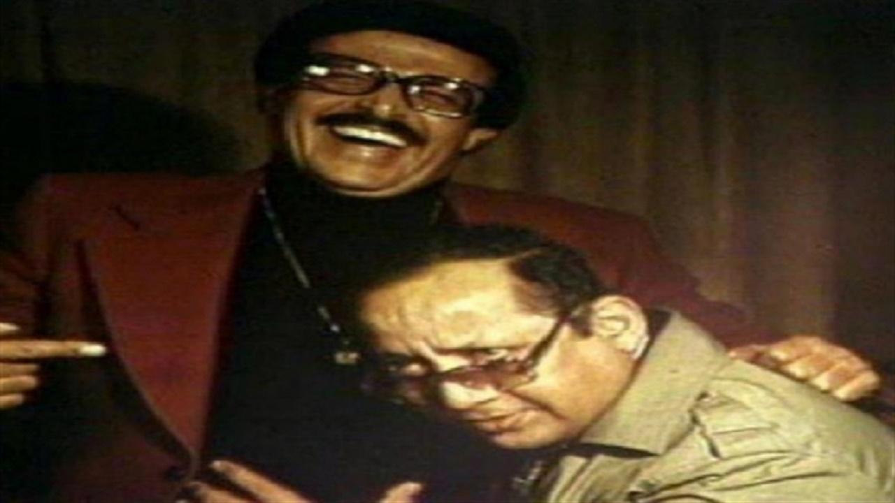 فيديو نادر.. شخص تنبأ بمصير سمير غانم وجورج سيدهم قبل 40 عامًا