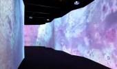 """بالفيديو .. 7 غرف لعرض المخاطر المهددة لـ"""" الأرض """" بتقنيات بصرية في الظهران"""