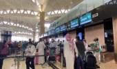 تدشين أول رحلة مباشرة إلى الغردقة من مطار الملك خالد الدولي بالرياض