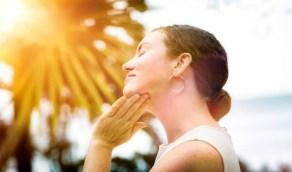 نصائح للتعامل مع إصابة الجلد بحروق الشمس