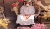 """بالفيديو.. استقبال وزير الصحة بـ """"الورد"""" في الطائف"""