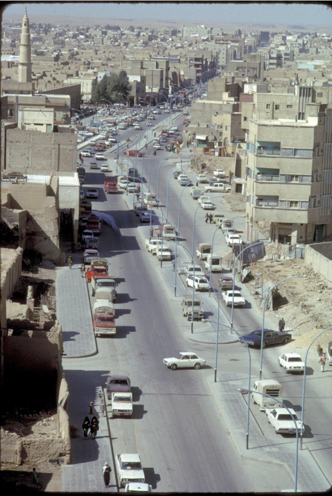 الرياض في التسعينات الهجرية