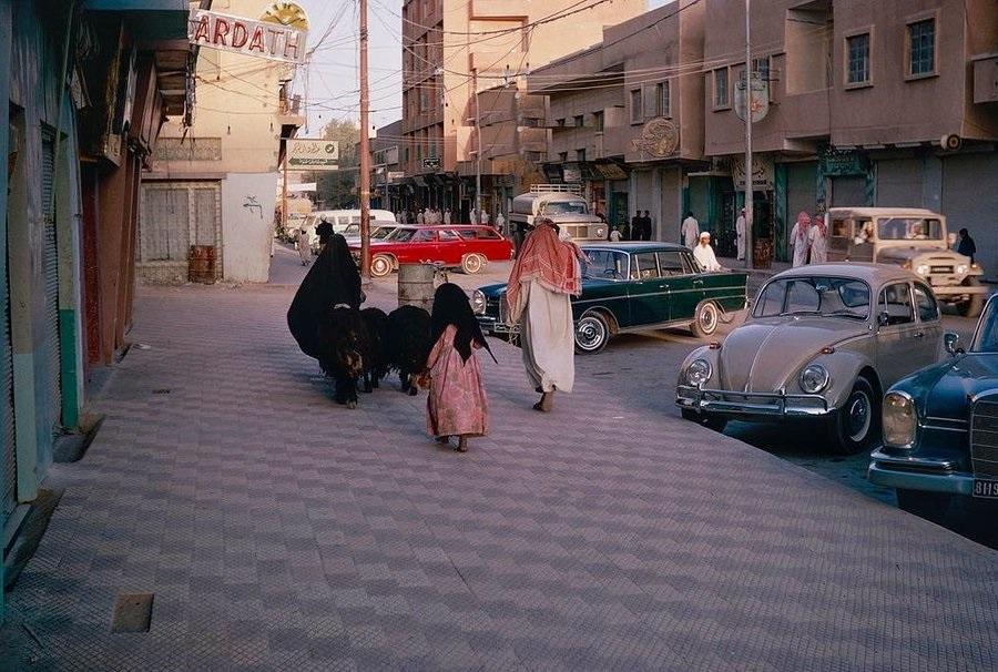 الرياض في الستينيات الميلادية