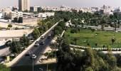 صورة علوية جميلة لمدينة الخبر في الثمانينيات الميلادية