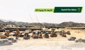 ضبط مخالفين لنظام البيئة يقومون بنقل الرمال وتجريف التربة في جدة